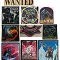 Asphyx - Patch - Wanted list!!