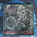 Sadus - Patch - Sadus-Swallowed in black patch