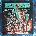 Deathrow - Patch - Deathrow-Riders of doom woven patch