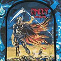 Cancer - Patch - Cancer-Death shall rise woven patch