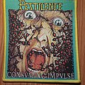 Pestilence - Patch - Pestilence - Consuming Impulse Yellow Border Patch