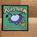 "Alestorm - Patch - Alestorm ""Gotta drink'em all"" patch"