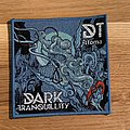 Dark Tranquillity - Atoma patch - blue border