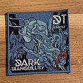 Dark Tranquillity - Patch - Dark Tranquillity - Atoma patch - blue border