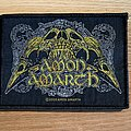 Amon Amarth - Patch - Amon Amarth skulls patch