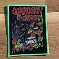Corrosion Of Conformity - Animosity patch