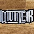 Diviner logo shaped patch