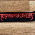 Transcending Obscurity label logo patch