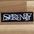 Serenity logo patch