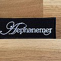 Aephanemer logo patch