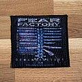 Fear Factory - Patch - Fear Factory - Demanufacture patch