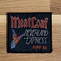 Meat Loaf - Patch - Meat Load Neverland Express European tour 1982 patch