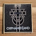 Orphaned Land - All Is One patch - beige border