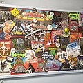 D.R.I. - Patch - Patchwall #1