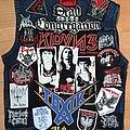 Dead Congregation - Battle Jacket - Back of the Kutte