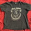 Black Sabbath - TShirt or Longsleeve - Black Sabbath The End World Tour shirt
