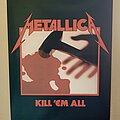 Metallica - Other Collectable - Metallica Kill Em All Poster