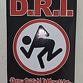 D.R.I. - Other Collectable - D.R.I. and Misfits posters