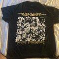 Carcass Reek Of Putrefaction Shirt Bulgarian Reprint