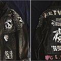 Crust punk/d-beat jacket