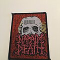 Napalm Death - Patch - Mentally Murder