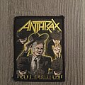 Anthrax - Patch - Among the Living