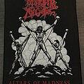 Morbid Angel - Patch - Altars of Madness BP