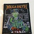 Megadeth - Patch - Hangar 18