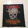 Sepultura - Patch - Death from the Jungle