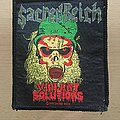 Sacred Reich - Patch - violent Solutions