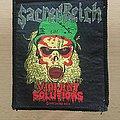 violent Solutions Patch