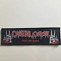 Cannibal Corpse - Patch - Full of Hate