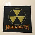 Megadeth - Patch - Nuclear