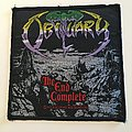 Obituary - Patch - The End Complete