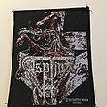 Asphyx - Patch - Crush the Cenotaph