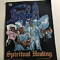Death - Patch - Spiritual Healing BP