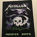 Metallica - Patch - Creeping Death