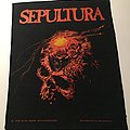 Sepultura - Patch - Beneath the Remains