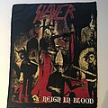Slayer - Patch - Reign in Blood Backpatch