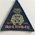 Iron Maiden - Patch - Powerslave