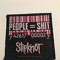 Slipknot - Patch - People=Shit
