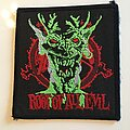 Slayer - Patch - Root of all Evil