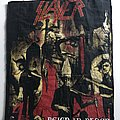Slayer - Patch - Reign in Blood