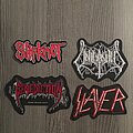 Slayer..... - Patch - Shape Patches