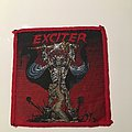 Exciter - Patch - Long Live the Loud