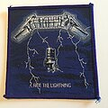 Metallica - Patch - Ride the Lightning