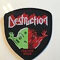 Destruction - Patch - Cracked Brain