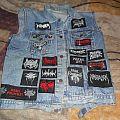 Battle Jacket - Updated vest /- oldschool DM/BM