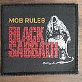 Black Sabbath - Patch - Black Sabbath Mob Rules