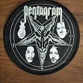 Pentagram - Patch - Pentagram patch for Doyle92